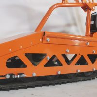 Sniejik – electric snowmobile_4