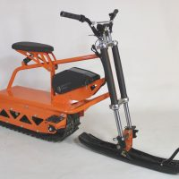 Sniejik – electric snowmobile_5