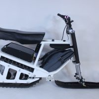 Electric snowmobile_11