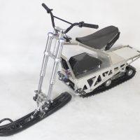 Electric snowscooter snowbike snowmobile Sniejik_2