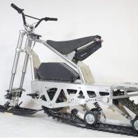 Electric snowscooter snowbike snowmobile Sniejik_3