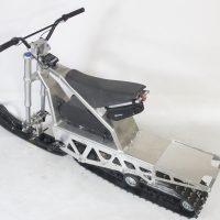 Electric snowscooter snowbike snowmobile Sniejik_4