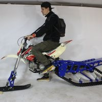 Snowbike_snowbike KIT_motosnowbike_timbersled_mototrax_yetisnowmx_polaris snowbike_Track for motorcycle_Sniejik_monotrack_31