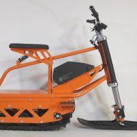 Sniejik – electric snowmobile_1