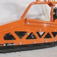 Sniejik – electric snowmobile_4