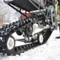 Surron X snowbike_electric snowbike_sur ron snowbike kit_Surron storm_10