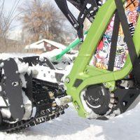 Surron X snowbike_electric snowbike_sur ron snowbike kit_Surron storm_5
