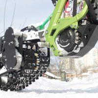 Surron X snowbike_electric snowbike_sur ron snowbike kit_Surron storm_6