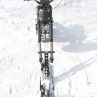 Surron X snowbike_electric snowbike_sur ron snowbike kit_Surron storm_7