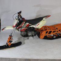 Snowbike_snowbike KIT_motosnowbike_timbersled_mototrax_yetisnowmx_polaris snowbike_Track for motorcycle_Sniejik_monotrack_11