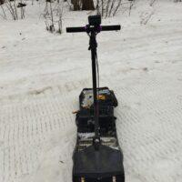 Electric moto snowboard_Electric snowboard_electric powerboard_electric snowmobile_electric snowscooter_electric snowbike_5