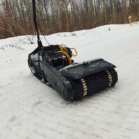 Electric moto snowboard_Electric snowboard_electric powerboard_electric snowmobile_electric snowscooter_electric snowbike_6