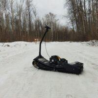 Electric moto snowboard_Electric snowboard_electric powerboard_electric snowmobile_electric snowscooter_electric snowbike_9