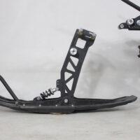 snowbike kit for ET Time moto_snowmobile kit for electric motorcycle_tracked kit_ET Time snowbike_3