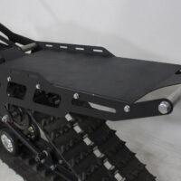 snowbike kit for ET Time moto_snowmobile kit for electric motorcycle_tracked kit_ET Time snowbike_4