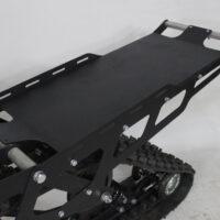 snowbike kit for ET Time moto_snowmobile kit for electric motorcycle_tracked kit_ET Time snowbike_7